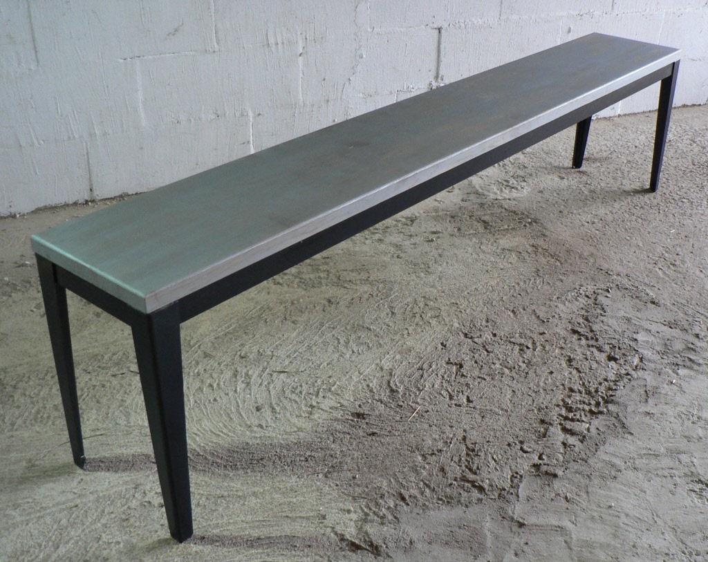 nouvelles cr ations de meubles en m tal sur mesure. Black Bedroom Furniture Sets. Home Design Ideas