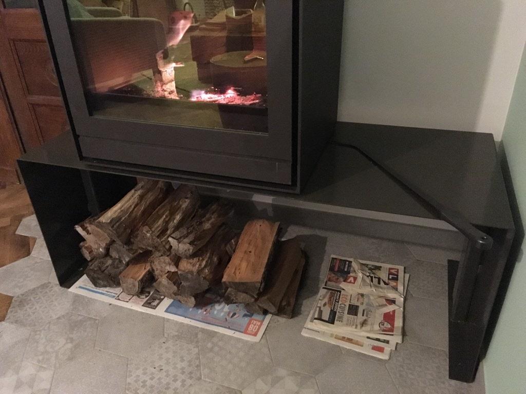 Banc m tal banc acier et bois sur mesure - Fabrication d un bouilleur pour poele ...